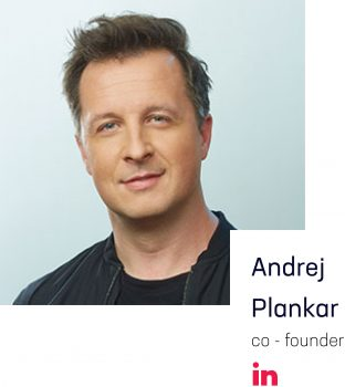 AceBlock Team: Andrej Plankar, Co-founder